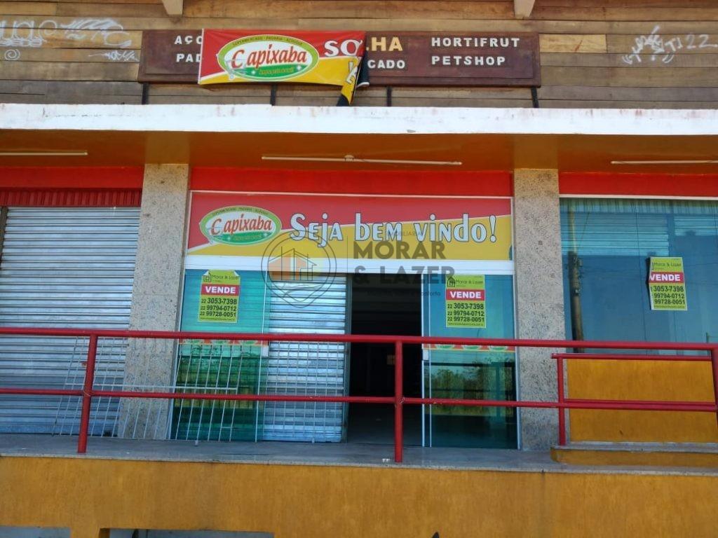 MC15-Excelente prédio comercial em Cabo Frio na Estrada do Guriri.